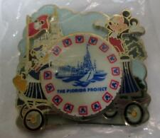 FL Florida Project Departure Gift Event 2011 Disney Pin NEW WDW Mickey Donald