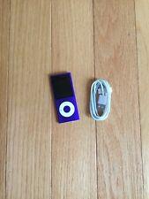 Ipod nano 4th Generation, Purple