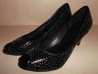 PUCCETTI Damen Schuhe, Pumps, schwarz, Größe 39
