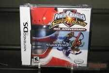 Power Rangers: Super Legends Wal-Mart Exclusive (Nintendo DS, 2006) ULTRA RARE!