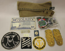 Military Collectibles, WWI, WWII, Patches, Insignia