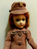 Madame Alexander ARMED FORCES DOLL - WAAC, 1942
