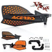 ACERBIS X ULTIMATE MX HAND GUARDS BLACK / ORANGE KTM SXF250 SXF350 SXF450 07-19