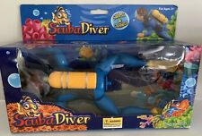 Scuba Diver Man Swimming Swims& Crawls Pool/Bath Toy Liberty Imports Item #33008