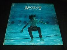 ARGENT 33RPM LP IN DEEP ROCK PROG POP GATEFOLD ROD ZOMBIES EPIC
