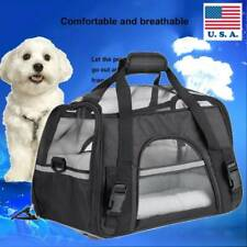 Pet Carrier Bag Cat Dog Puppy Comfort Bag Soft Tote Travel Handbag Outdoor USA