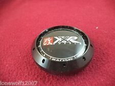 XXR Wheels Black Custom Wheel Center Cap METAL