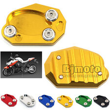 Motorcycle Side Stand Enlarge For Kawasaki Z1000SX ZX10R ER6N ZX6R Z800 Gold