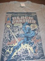 VINTAGE STYLE THE BLACK PANTHER Marvel Comics T-Shirt LARGE NEW w/ tag