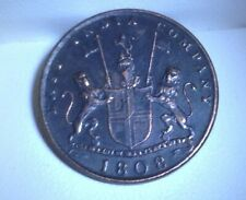 1808 Xcash East India Trading Co. token; Admiral Gardner shipwreck coin