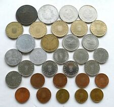 More details for romania lot x 32 diff: dates 1867-2018, ban / bani, lei. mixed dates + grades.