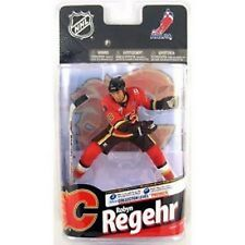 Robyn Regehr Calgary Flames McFarlane NIB Action Figure Series 24 NHL Hockey