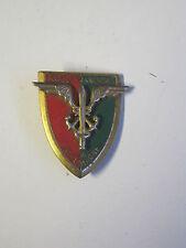 Vintage - pucelle , insigne des forces Française en Allemagne , médaille
