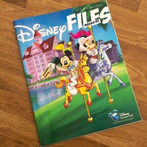 Disney Files Magazine - Fall 2013 Volume 22 No 3 Grand Floridian Resort DVC