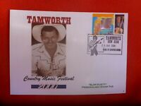 SLIM DUSTY 2000 TAMWORTH SPECIAL  P-STAMP FIRST DAY COVER 24 JAN 2000 PMARK