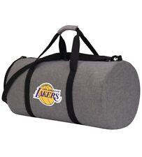 Los Angeles Lakers Lebron Kobe Packable Duffel Bag Wingman OFFICIAL NBA Gear
