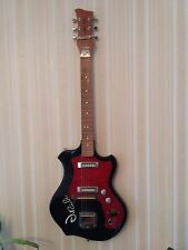 Electric Guitar  ELGAVA UNIKA-2 Soviet Vintage Electric Guitar USSR