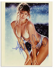 Kathy Ireland 8x10 Signed Photo/ Mike Wehrmann COA