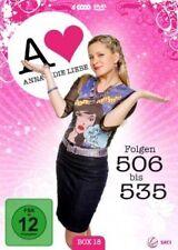 JOSEPHINE SCHMIDT - ANNA UND DIE LIEBE-BOX 18 4 DVD NEU