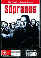 The Sopranos: Season 2 DVD NEW