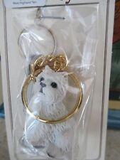 West Highland Terrier ~ Key Chai 00004000 N