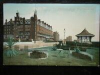 POSTCARD SUSSEX BEXHILL ON SEA - SACKVILLE HOTEL