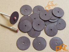 "20+2 Shank 3/32"" CutOff Wheel Dental Metalworking Abrasives Access Rotary Tool"