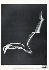 1983 Recaro Keiper Idealseats - Classic Car Advertisement Print Ad J84