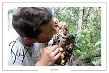 BEAR GRYLLS AUTOGRAPH SIGNED PHOTO PRINT MAN VS WILD BORN SURVIVOR