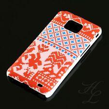 Samsung Galaxy S2 i9100 Hard Handy Case Schutz Hülle Motiv Etui Schale Rot Rosa