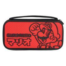 NEUF - Housse de protection deluxe Super Mario pour console Nintendo Switch