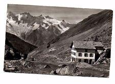 Switzerland - Saas-Almagell, Berghotel Almagelleralp - Vintage RP Postcard