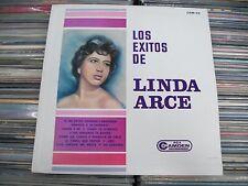 LINDA ARCE LOS EXITOS DE MEXICAN 'SI NO ESTAS CONMIGO' LP BOLERO