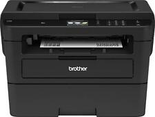 Brother - HL-L2395DW Wireless Black-and-White All-In-One Laser Printer - Gray