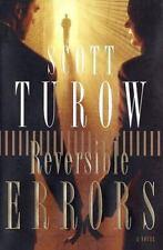 Reversible Errors by Scott Turow (2002, Hardcover) Signed