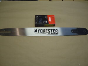 """28"""" Forester Platinum Bar Chain Combo For Stihl 046 MS391 MS440 MS460 MS660 066"""
