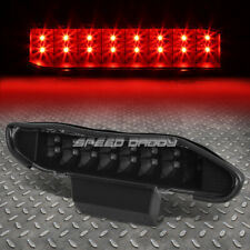 [2-ROW LED]FOR 00-04 NISSAN XTERRA THIRD 3RD TAIL BRAKE LIGHT STOP LAMP TINTED
