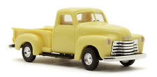 Busch 48283 HO (1/87e): Chevrolet Pick-up US, geel !!!