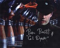 BEN BURTT SIGNED 8x10 PHOTO COLONEL DYER RETURN OF JEDI STAR WARS BECKETT BAS