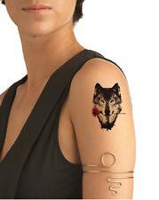 SHIP FROM NY -   Temporary Tattoo - Wolf