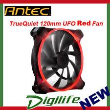 Antec TrueQuiet UFO 120mm Red LED Case Fan