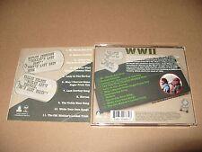 Waylon Jennings Waylon Jennings And Willie Nelson  - WWII (2001) cd Ex Condition