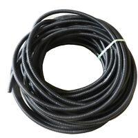 "50' Feet 1/2"" Split Loom Wire Flexible Tubing Conduit Polyethylene Hose"