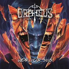 Orpheus Omega Wear Your Sins CD 2019 Digi Australian Melodic Death Metal New