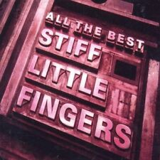STIFF LITTLE FINGERS ALL THE BEST 2 CD (Greatest Hits / Very Best Of)