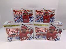 2x Boxes Topps 2021 Series 1 Baseball Mega ** 256 Cards Target