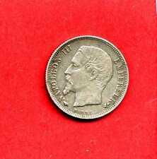 (F.27) DEMI-FRANC NAPOLEON III 1859 A (PARIS)  (SUP à SUP+)