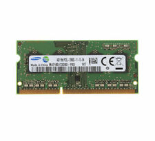 4GB RAM DDR3L 1600MHZ Samsung 1RX8 PC3L-12800 204pin SODIMM Laptop Memory 4G