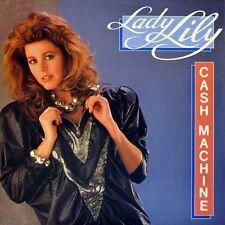 "7"" LADY LILY ex GITTI & ERICA Cash Machine CHRISTIAN BRUHN Italo-Disco GLOBAL'86"