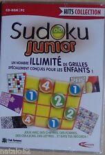 HITS COLLECTION - SUDOKU JUNIOR - jeu PC pour enfants